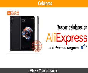 Comprar celulares en AliExpress desde México