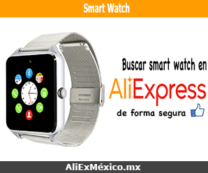 Comprar Smart Watch en AliExpress