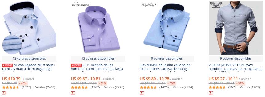 c84039fa Camisas para hombre más vendidas en AliExpress. ir a AliExpress y buscar ...