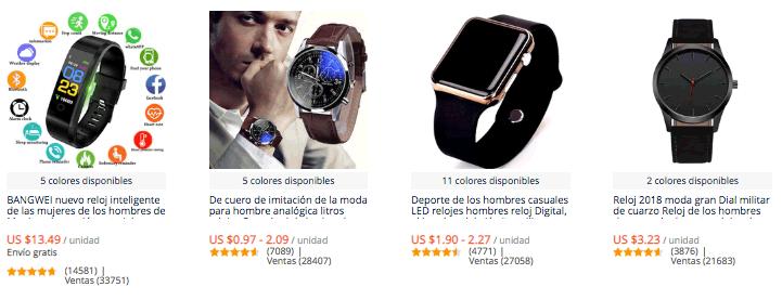 79231a5404df Relojes para hombre más vendidos en AliExpress