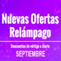 ¡Septiembre de descuentos en AliExpress México!