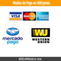 Cómo pagar en AliExpress desde México