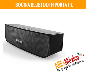 Comprar bocina bluetooth portátil en AliExpress