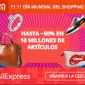 ¡Comienza el 11.11 en AliExpress en México!