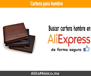 Comprar carteras para hombre en AliExpress