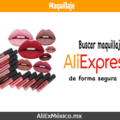 Comprar maquillaje en AliExpress