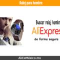 Comprar reloj para hombre en AliExpress