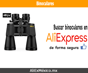 Comprar binoculares en AliExpress