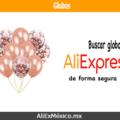 Comprar globos en AliExpress