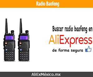 Comprar radio Baofeng en AliExpress