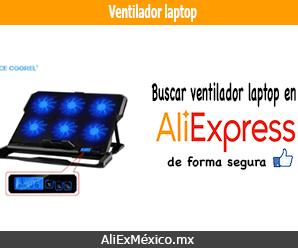 Compra enfriador ventilador laptop en AliExpress