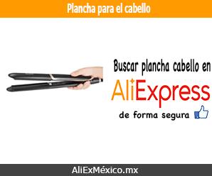 Comprar plancha para el cabello en AliExpress
