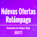 Mayo mes de ofertas relámpago en AliExpress México