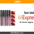 Comprar labiales en AliExpress México