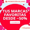 Comienzan los descuentos de mitad de año en AliExpress