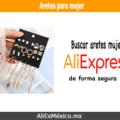 Comprar aretes para mujer en AliExpress