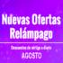 Conoce las ofertas relámpago Agosto de AliExpress México
