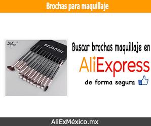 Comprar brochas para maquillaje en AliExpress