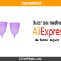 Comprar copa menstrual en AliExpress