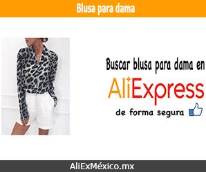 Comprar blusa para dama en AliExpress
