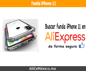 Comprar funda para iPhone 11 en AliExpress