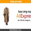 Comprar abrigo para mujer en AliExpress