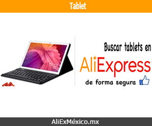 Comprar tablet en AliExpress