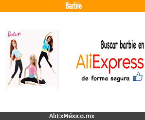 Comprar Barbie en AliExpress