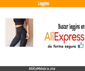 Comprar leggins en AliExpress