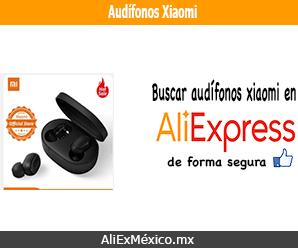 Comprar audífonos Xiaomi en AliExpress