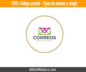 Saber mi código postal en México y tips para comprar en AliExpress