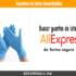 Comprar guantes de látex desechables en AliExpress