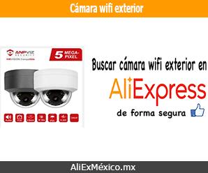 Comprar cámara wifi de exterior en AliExpress