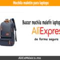 Comprar mochila maletín para laptop en AliExpress