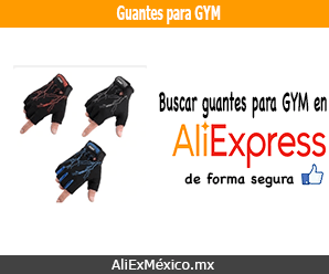 Comprar guantes para GYM en AliExpress