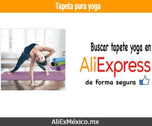 Comprar tapete para yoga en AliExpress