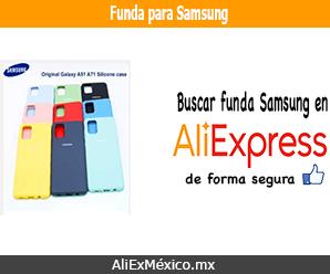 Comprar funda para Samsung en AliExpress