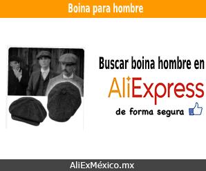 Comprar boina para hombre en AliExpress