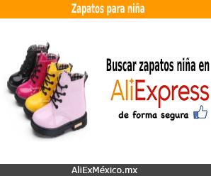 Comprar zapatos para niña en AliExpress