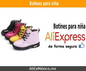 Comprar botines para niña en AliExpress