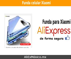Comprar funda para celular Xiaomi en AliExpress