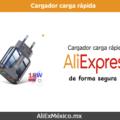 Comprar cargador de carga rápida en AliExpress