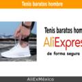 Comprar tenis baratos para hombre en AliExpress