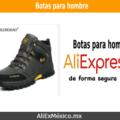 Comprar botas para hombre en AliExpress
