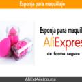 Comprar esponja para maquillaje en AliExpress a buen precio
