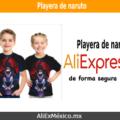 Comprar playera de Naruto en AliExpress