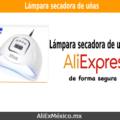 Comprar lámpara secadora de uñas en AliExpress