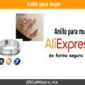 Comprar anillo para mujer en AliExpress