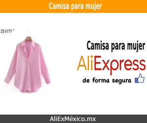 Comprar camisa para mujer en AliExpress