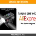 Comprar lámpara para bicicleta en AliExpress